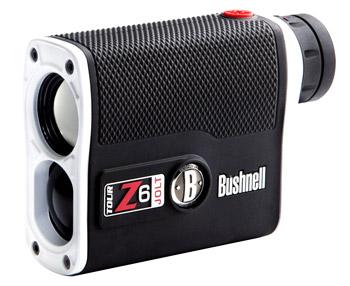 bushnell z6 jolt golf laser rangefinder