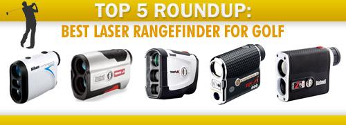 best laser rangefinder for golf