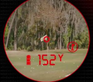 bushnell tour z6 display